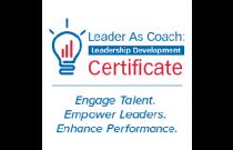 Texas: Leader As Coach: Leadership Development Master Class