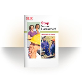 Stop Sexual Harassment: Industrial Settings Pocket Guide