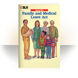 Family and Medical Leave Act training booklet