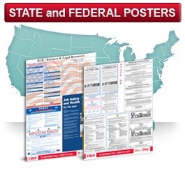 Federal Labor Law Poster - Spanish