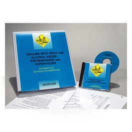 Dealing with Drug and Alcohol Abuse for Managers and Supervisors CD-ROM Course