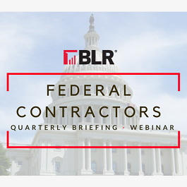 Federal Contractors Quarterly Briefing: The Latest on OFCCP Rules, EEO-1 Pay Equity Reporting, Overtime and Minimum Wage, and More - On-Demand