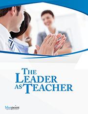 The Leader as Teacher