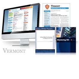 Vermont Employment Law Letter