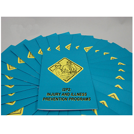 I2P2 Injury and Illness Prevention Programs Employee Booklet