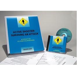Active Shooter: Surviving an Attack Interactive CD-Rom Course