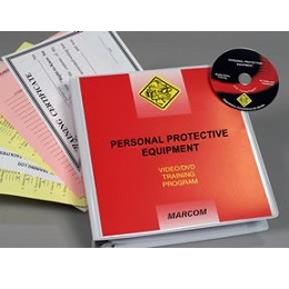 Personal Protective Equipment in Construction Regulatory DVD Program—Available in English or Spanish