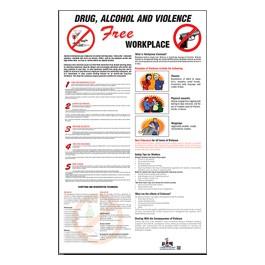 Drug, Alcohol, & Violence Free