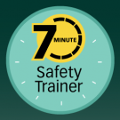 7-Minute Safety Trainer-Spanish/English Edition