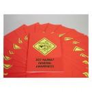 DOT HAZMAT General Awareness Employee Booklet - in English or Spanish