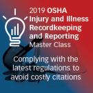 OSHA Injury and Illness Recordkeeping and Reporting Master Class: Texas