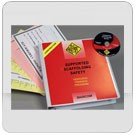 Supported Scaffolding Safety in Construction Environments DVD Program - in English or Spanish