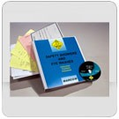 Safety Showers & Eye Washes DVD Program - in English or Spanish
