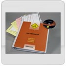 HAZWOPER Fire Prevention DVD Program - in English or Spanish