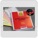 Hearing Conservation and Safety DVD Program - in English or Spanish
