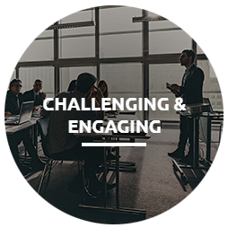 Challenging and Engaging