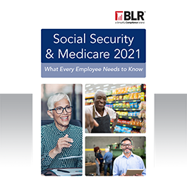 Social Security Booklet: 2021 Edition