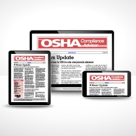 OSHA Compliance Advisor Newsletter