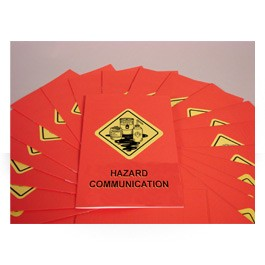 Hazard Communication Employee Booklet - in English or Spanish (package of 15)