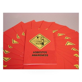 Asbestos Awareness Booklet - in English or Spanish (package of 15)