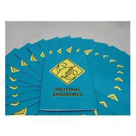 Industrial Ergonomics Employee Booklet - in English or Spanish (package of 15)
