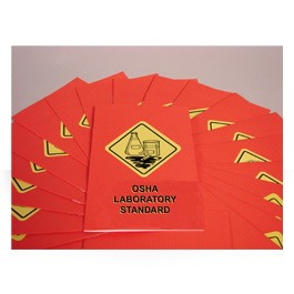 Guarding Against Lead Contamination (OSHA Lead Standard) Booklet - in English or Spanish (package of 15)