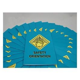 Safety Orientation Employee Booklet