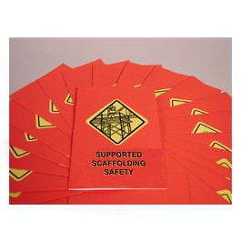 Supported Scaffolding Safety Booklet