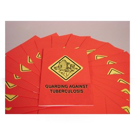 Guarding Against Tuberculosis Booklet - in English or Spanish (package of 15)
