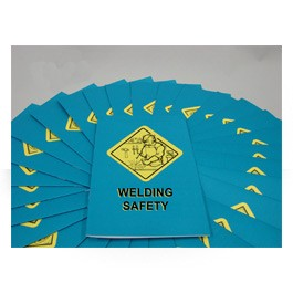 Welding Safety Employee Booklet - in English or Spanish (package of 15)
