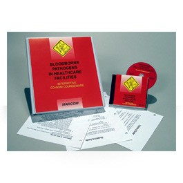 Bloodborne Pathogens in Healthcare Facilities CD-ROM Course - in English or Spanish