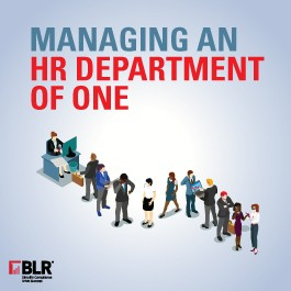 Managing an HR Department of One - Binder Version