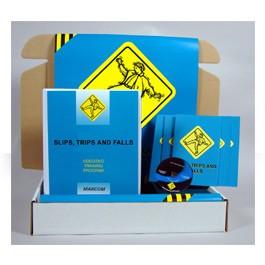 Slips, Trips & Falls Safety Meeting Kit