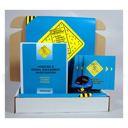 Handling A Sexual Harassment Investigation Safety Meeting Kit