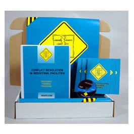 Conflict Resolution in Industrial Facilities Safety Meeting Kit