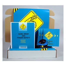 Hand, Wrist & Finger Safety Safety Meeting Kit