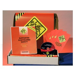 Supported Scaffolding Safety in Construction Environments Construction Safety Kit