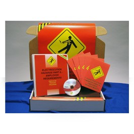 Electrocution Hazards in Construction Environments: Part II... Employer Responsibilities Kit - in English or Spanish