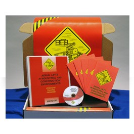 Aerial Lifts in Industrial and Construction Environments Regulatory Compliance Kit - in English or Spanish