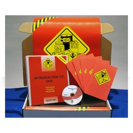 Introduction to GHS (The Globally Harmonized System)... for Construction Workers Kit - in English or Spanish