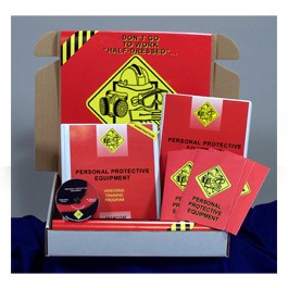 Personal Protective Equipment in Construction Environments Construction Safety Kit - in English or Spanish