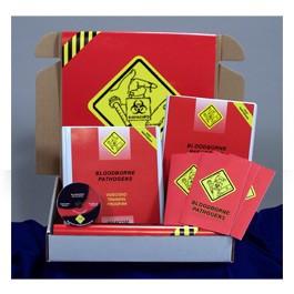 Bloodborne Pathogens in First Response Environments Regulatory Compliance Kit