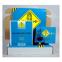Wellness & Fitness Safety Meeting Kit - in English or Spanish