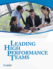 Leading High Performance Teams Participant Kit