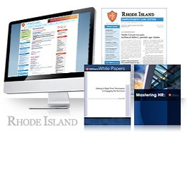 Rhode Island Employment Law Letter