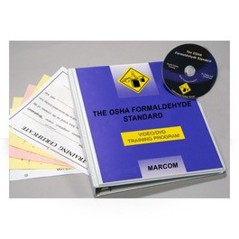 OSHA Formaldehyde Standard DVD Program