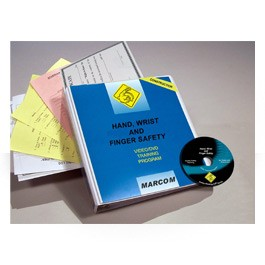 Hand, Wrist & Finger Safety in Construction Environments DVD Program - in English or Spanish