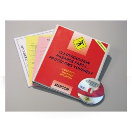 Electrocution Hazards in Construction Environments: Part I... Types of Hazards and How You Can Protect Yourself DVD Program - in English or Spanish