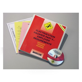 Electrocution Hazards in Construction Environments: Part II...   Employer Responsibilities DVD Program - in English or Spanish