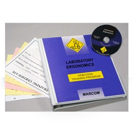 Laboratory Ergonomics DVD Program